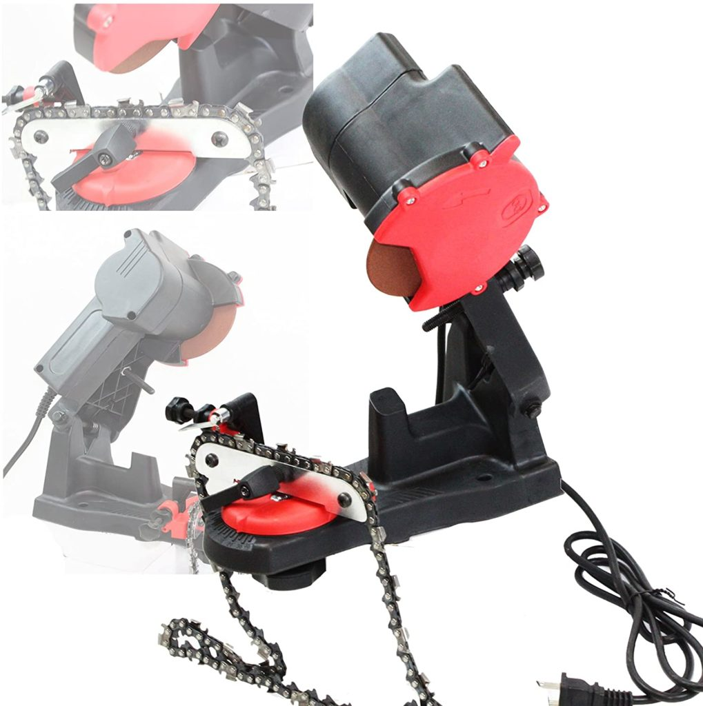 ELECTRIC GRINDER CHAIN SAW SHARPENER