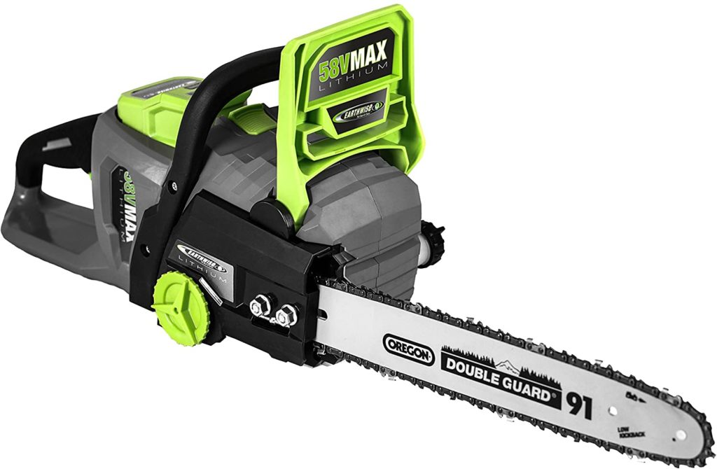 Earthwise LCS35814 Motor Chainsaw