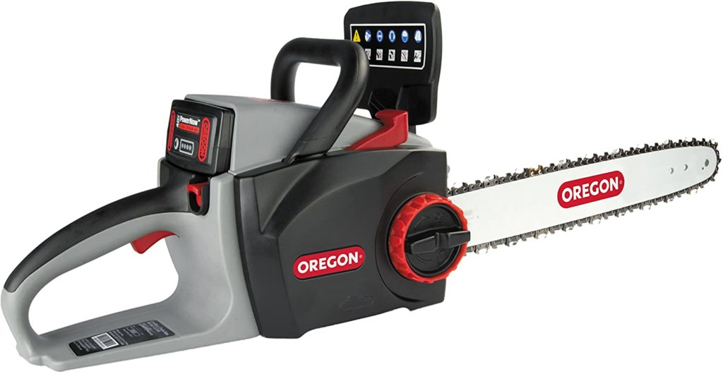 Oregon Self-Sharpening Chainsaw