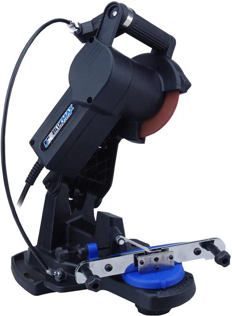 Blue Max 5655 Electric Bench Top Chainsaw Sharpener