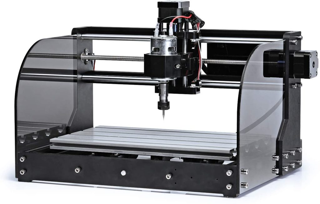 SainSmart Genmitsu 3018-MX3 CNC Router Machine