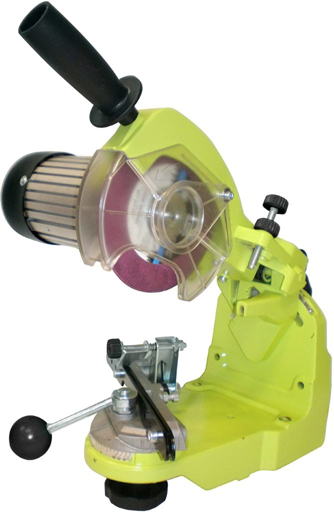 Timber Tuff CS-BWM Benchtop Electric Chain saw Grinder
