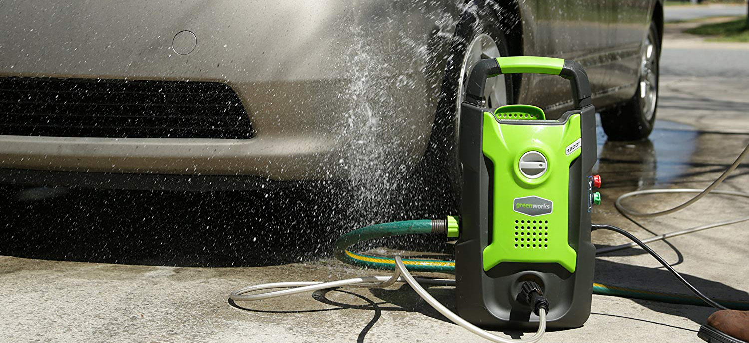 Best Gas pressure washer 2020